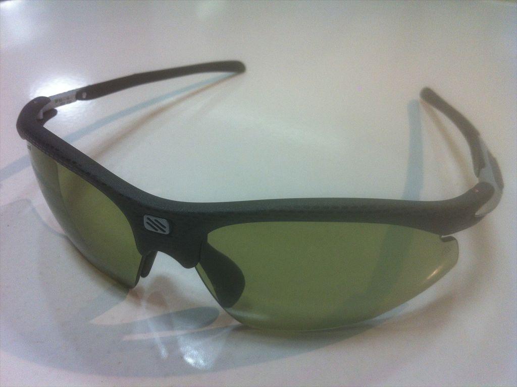 RUDY PROJECT(ルディプロジェクト)RYDON GOLF(ライドンゴルフ)SP538514G0000(カーボン)スポーツ用サングラス調光レンズ搭載