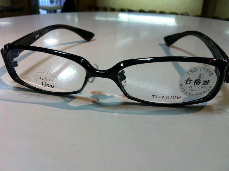 THE291 Fukui(ザ・291 フクイ)Ovo(ウォーヴォ)メガネフレーム(メタルフレーム)V509-1 1 56サイズ