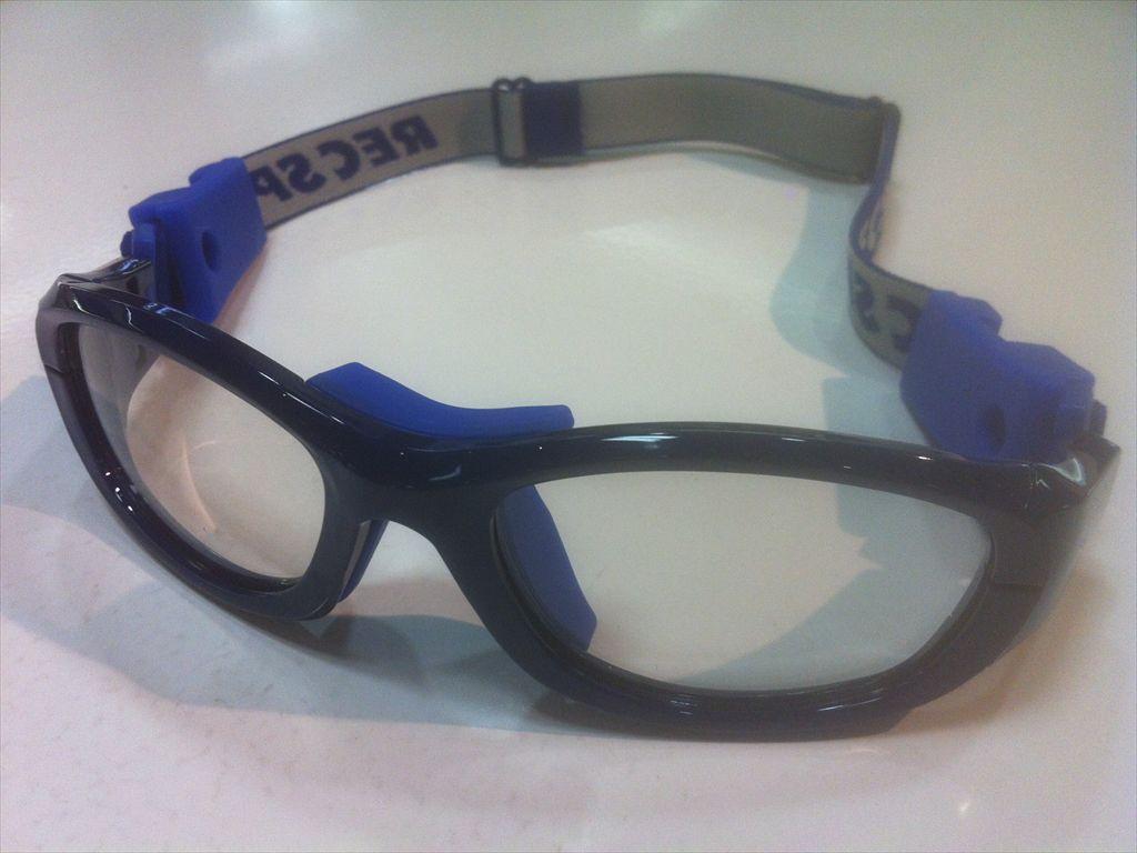 REC SPECS(レックスペックス)JPN-61 JPBL(ジャパンブルー)55サイズ子ども用スポーツメガネ子ども用スポーツゴーグル