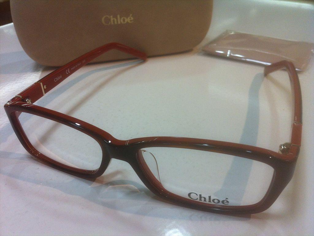 Chloe(クロエ)CE2630A 218(ハバナ) 53サイズメガネフレーム(セルフレーム)有名ブランドメガネフレーム