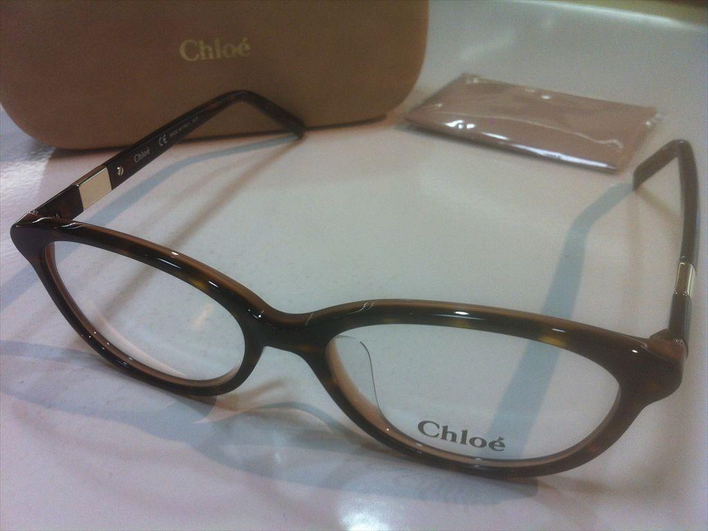 Chloe(クロエ)CE2678A 216(TORTOISE) 53サイズメガネフレーム(セルフレーム)有名ブランドメガネフレーム