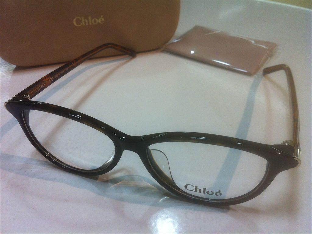Chloe(クロエ)CE2679A 219(TORTOISE) 52サイズメガネフレーム(セルフレーム)有名ブランドメガネフレーム