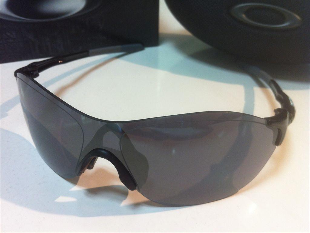 OAKLEY(オークリー)EV ZERO SWIFT(EVゼロスイフト)(A)OO9410-0138(ポリッシュドブラック)スポーツ用サングラス有名ブランドサングラスO-Matter製超軽量フレーム