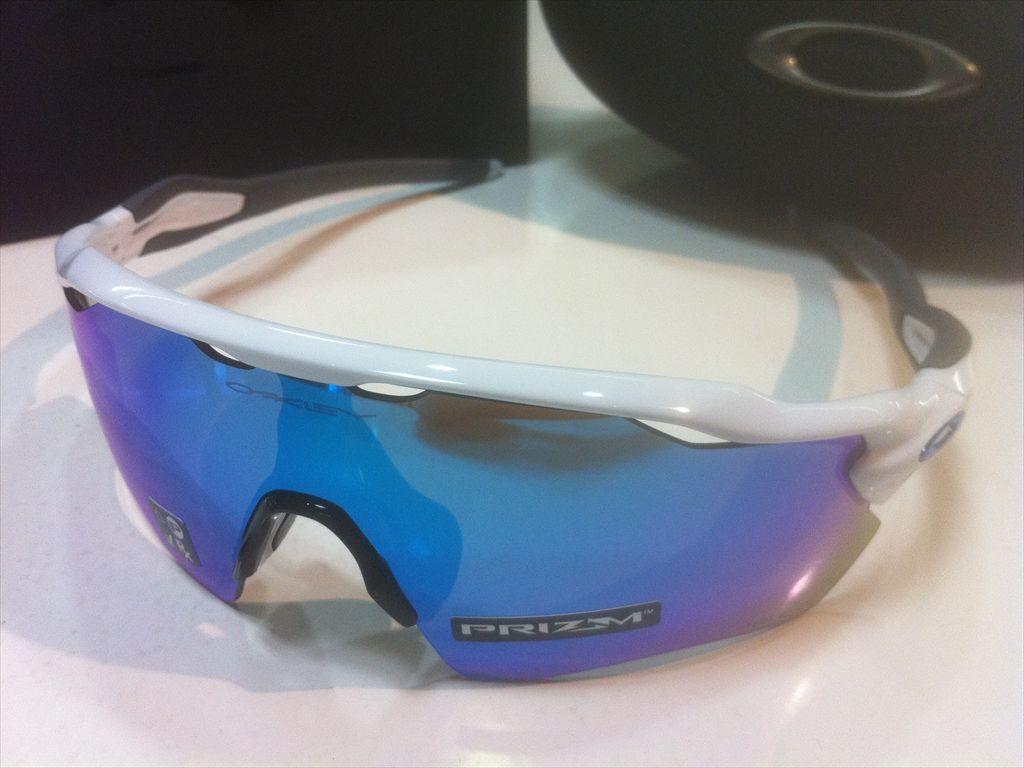 OAKLEY(オークリー)RADAR EV(レーダーEV)OO9208-7338(ポリッシュドホワイト)スポーツ用サングラス有名ブランドサングラス