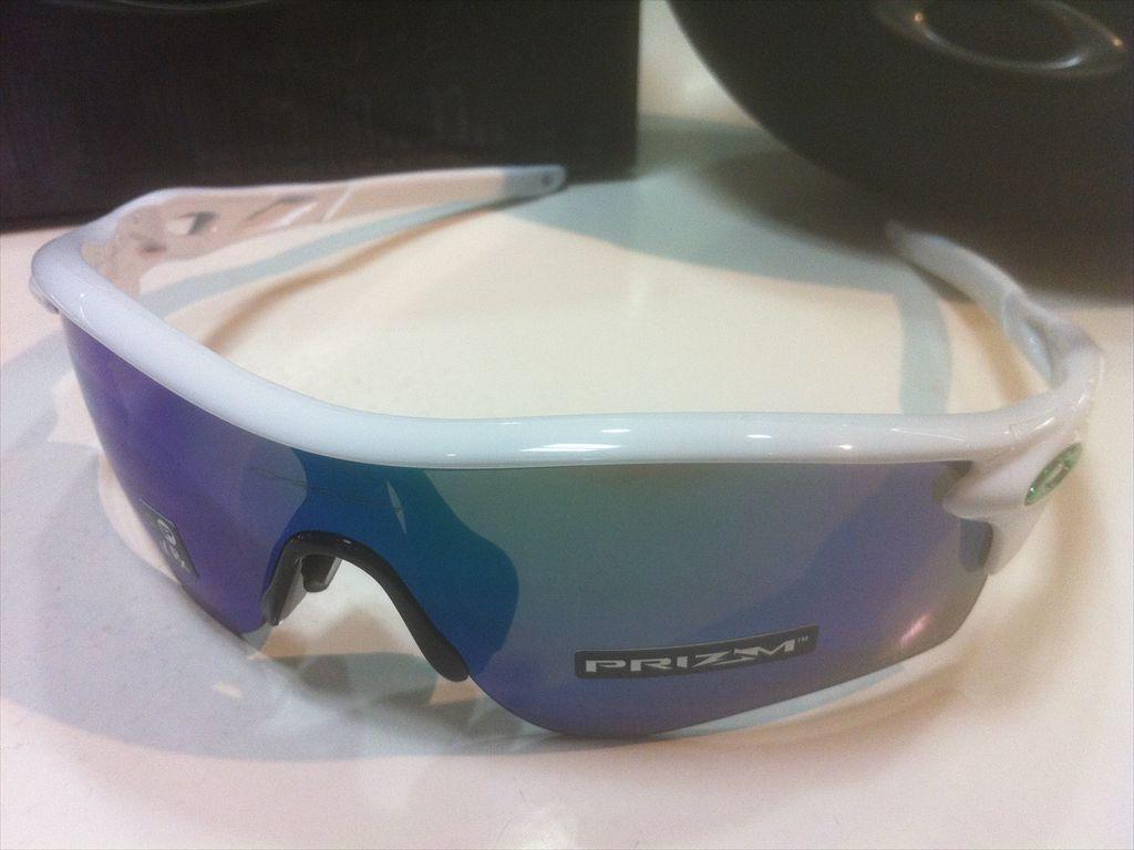 OAKLEY(オークリー)RADAR LOCK(レーダーロック)(A)OO9206-4338(ポリッシュドホワイト)スポーツ用サングラス有名ブランドサングラス