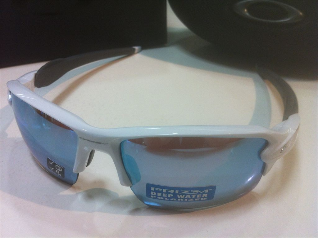 OAKLEY(オークリー)FLAK 2.0XL(フラック2.0XL)OO9188-8259(ポリッシュドホワイト)スポーツ用サングラス有名ブランドサングラス