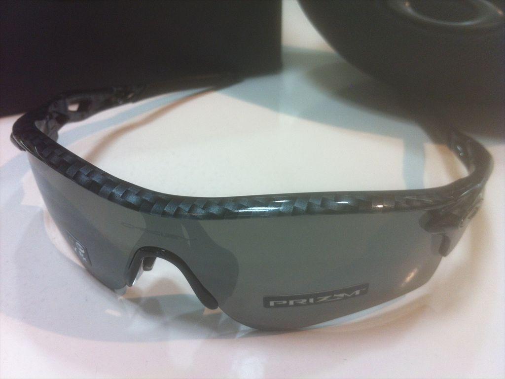 OAKLEY(オークリー)RADAR LOCK(レーダーロック)(A)OO9206-4438(カーボンファイバー)スポーツ用サングラス有名ブランドサングラス