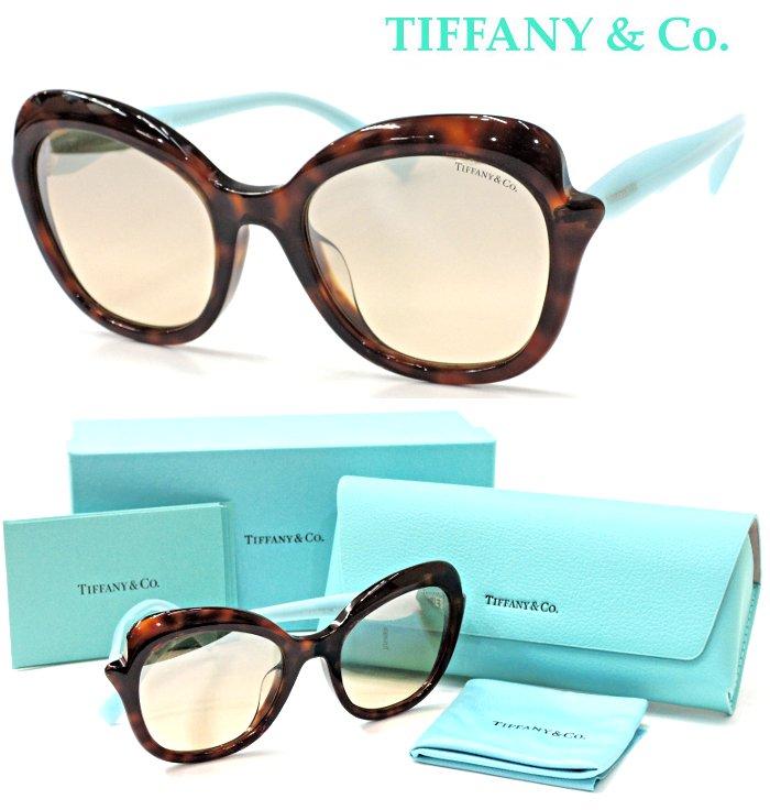 【TIFFANY&Co.】ティファニー サングラス TF4154-F col.8015/3D【正規代理店品】【店内全品送料無料】高級 レディース