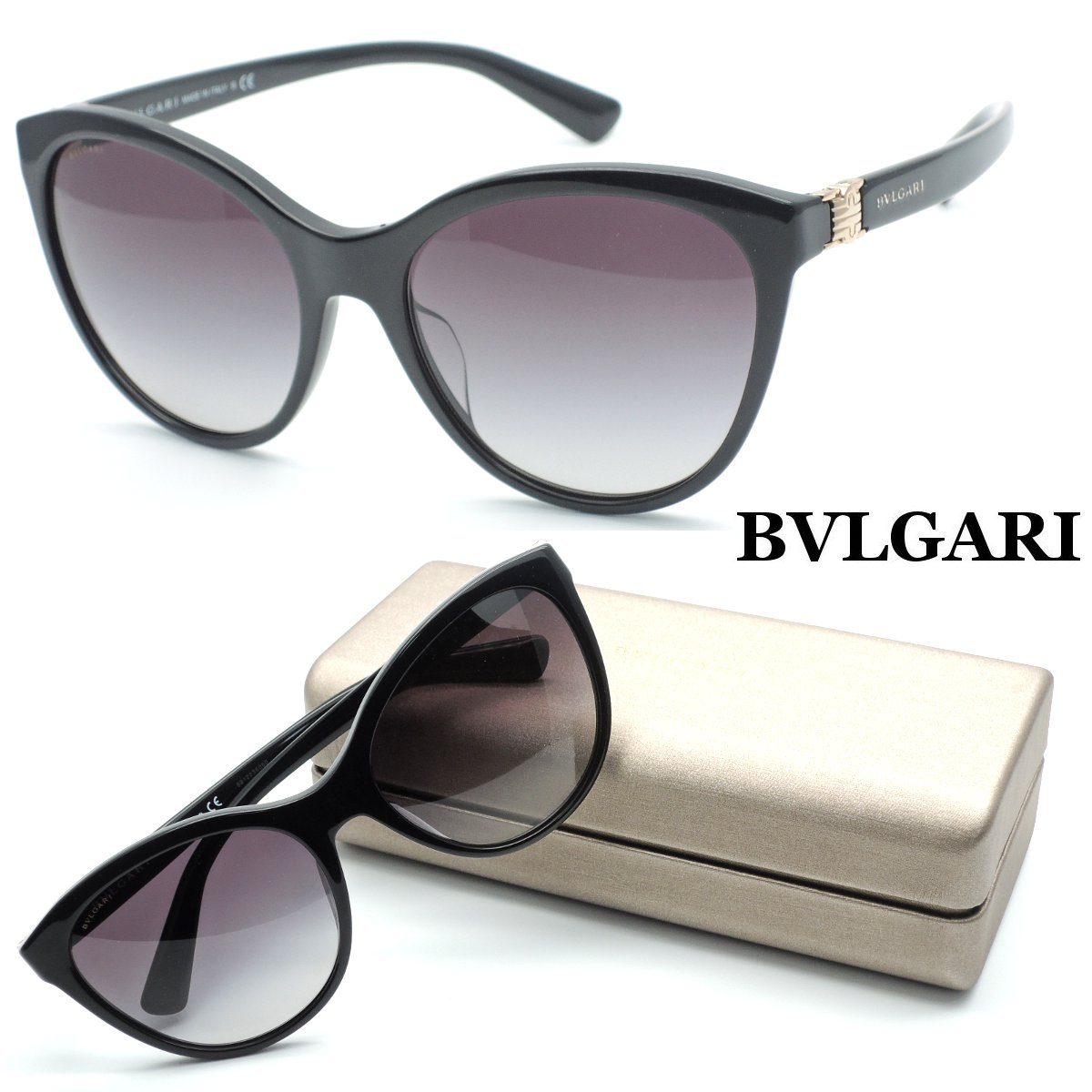 【BVLGARI】 ブルガリ サングラス BV8197-F col.501/8G【正規代理店商品】【店内全品送料無料】
