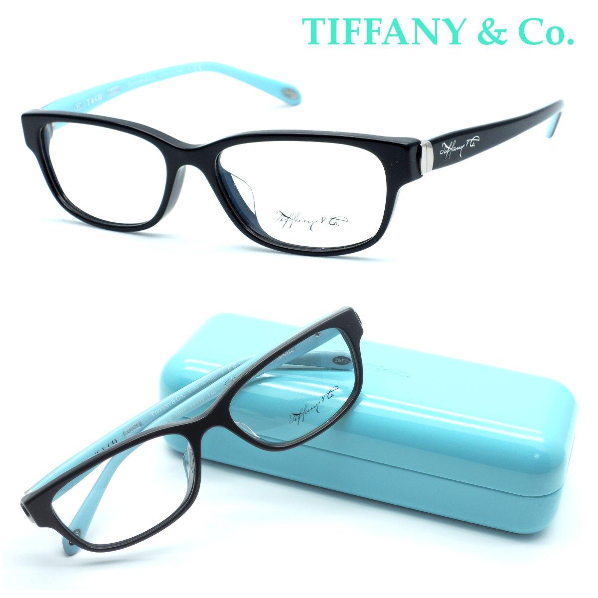 【TIFFANY&Co.】 ティファニー メガネ TF2126-D col.8001 度付又は度無レンズ標準装備 【正規代理店商品】【店内全品送料無料】