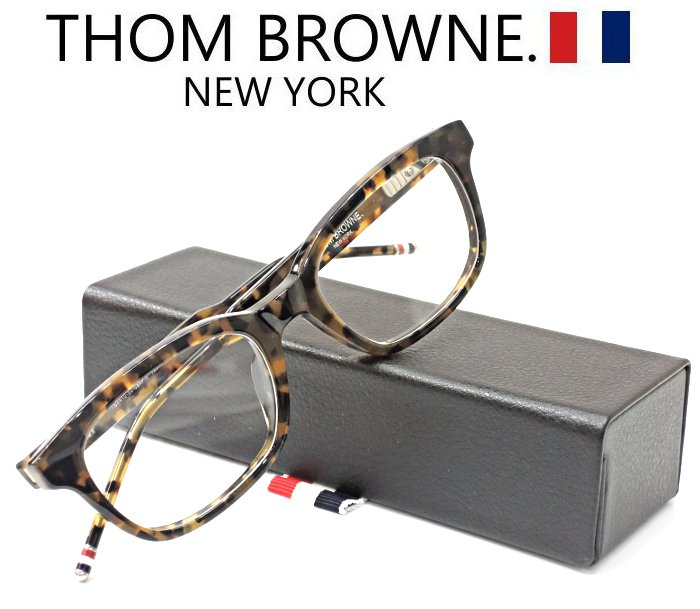 トムブラウン メガネ TBX-410-52-02A 海外セレブも多数愛用の当店一押しブランド レンズセット価格