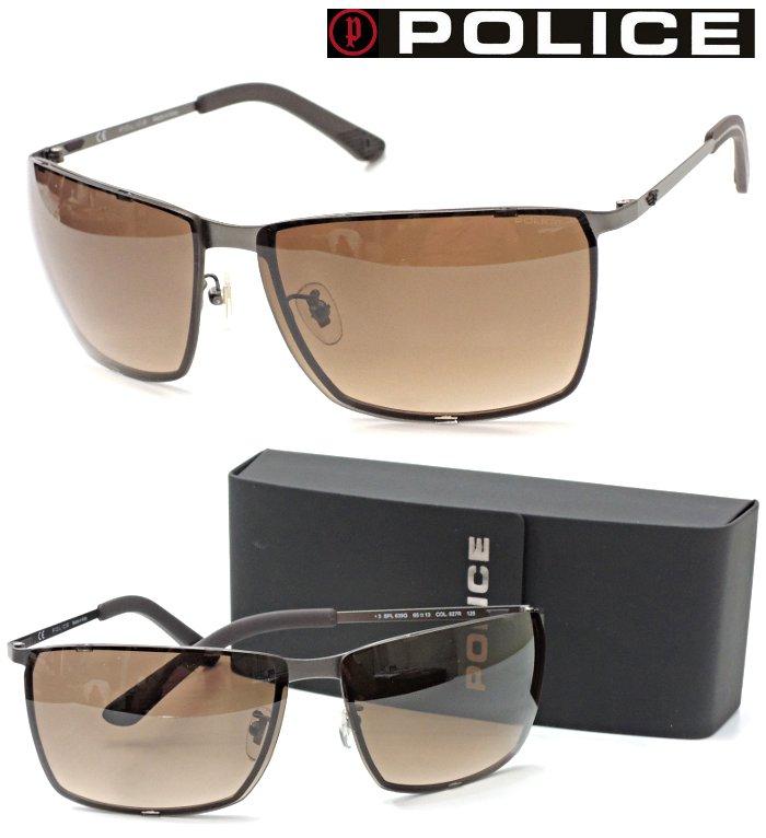 【POLICE】ポリス サングラス SPL639G col.627R Made in Italy【国内正規品】【店内全品送料無料】メンズ ユニセックス