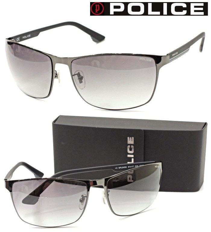 【POLICE】ポリス サングラス SPL640K col.568F Made in Italy【国内正規品】【店内全品送料無料】メンズ ユニセックス