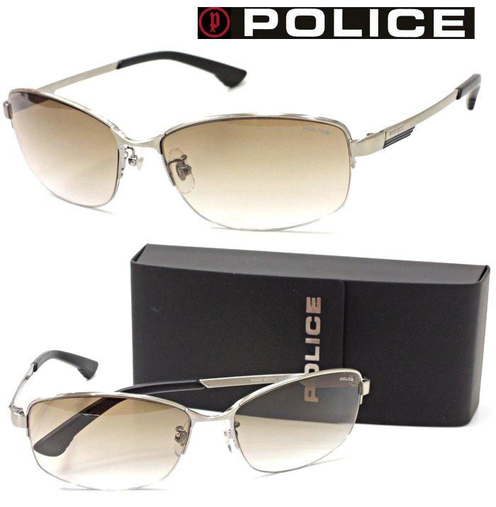 【POLICE】ポリス サングラス SPL744J col.Q02V 【国内正規品】【店内全品送料無料】メンズ ユニセックス