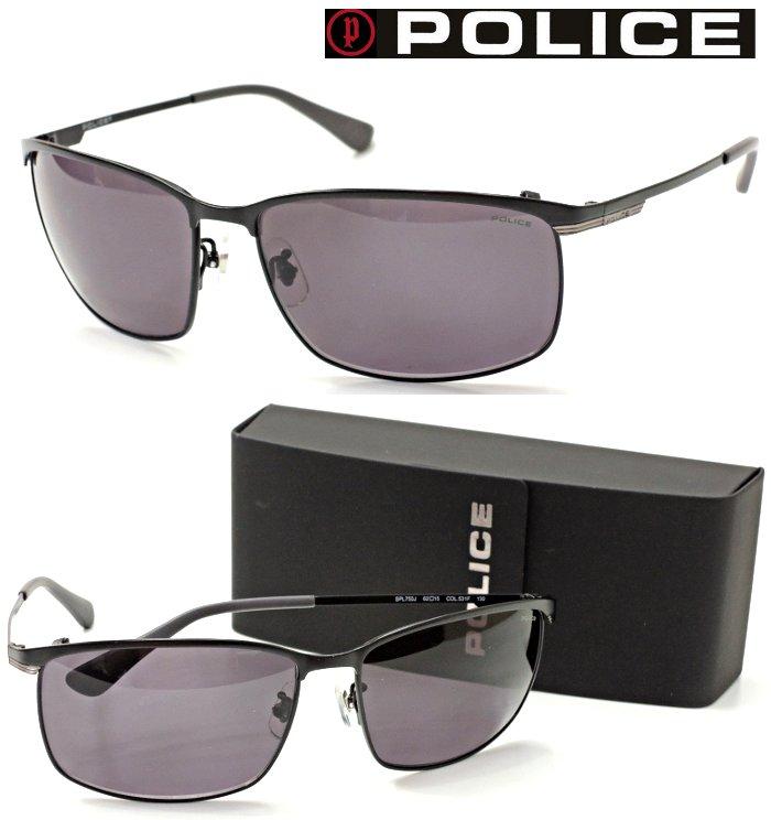 【POLICE】ポリス サングラス SPL750J col.531F 【国内正規品】【店内全品送料無料】メンズ ユニセックス