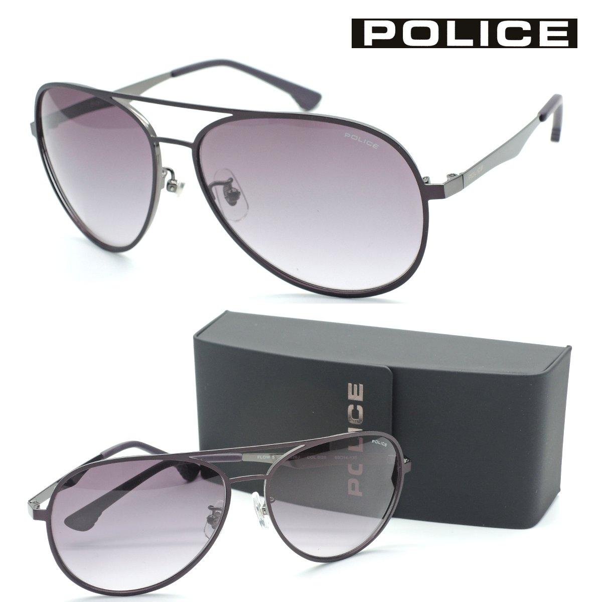 【POLICE】ポリス サングラス SPL526J col.0I20【国内正規品】【店内全品送料無料】メンズ ユニセックス