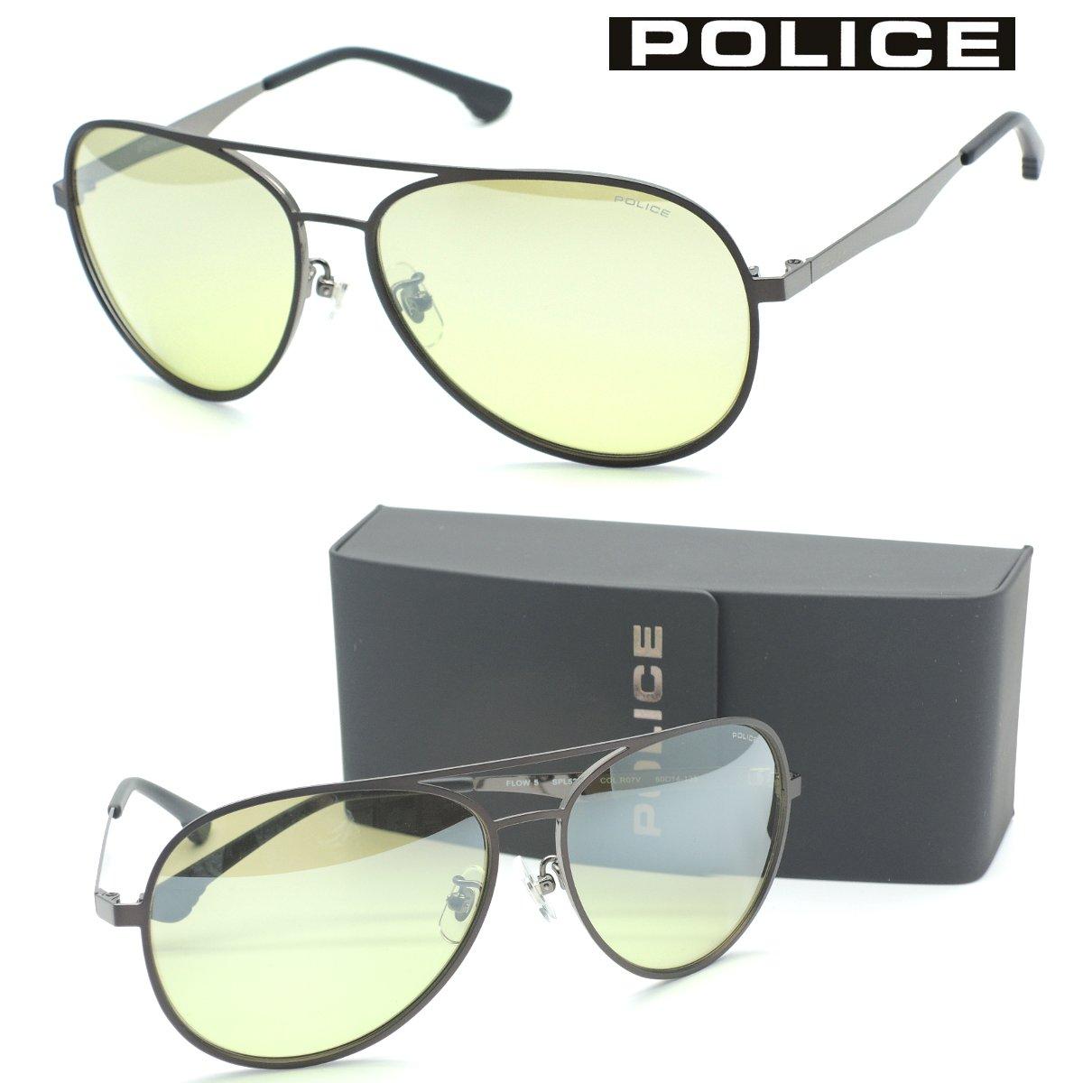 【POLICE】ポリス サングラス SPL526J col.R07V【国内正規品】【店内全品送料無料】メンズ ユニセックス
