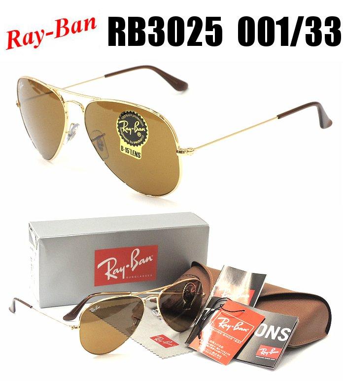 【レイバン】RayBan RB3025 001/33 CLASSIC METAL クラシックメタル サングラス 【ミラリジャパン正規品】【Ray-Ban】【店内全品送料無料】