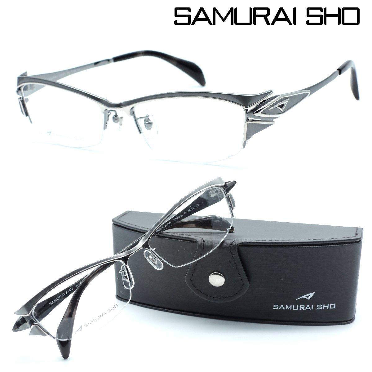 SAMURAI SHO サムライ翔 ビジネスライン 智 ss T1082 2020NEWMODEL メガネ 度付又は度無レンズセット 正規販売店品店内全品送料無料 メンズ ユニセックスnPwk0O