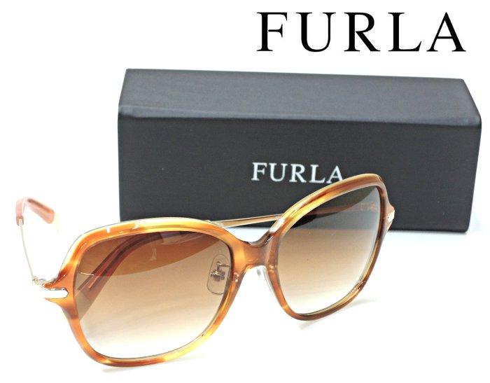 【FURLA】フルラ サングラス SFU222J col.06K1【正規代理店品】【店内全品送料無料】高級 レディース