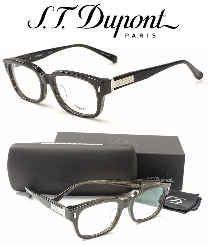 【S.T.Dupont】 デュポン メガネ DP-5031 col.3 度付又は度無しレンズ付き 【正規品】【店内全品送料無料】