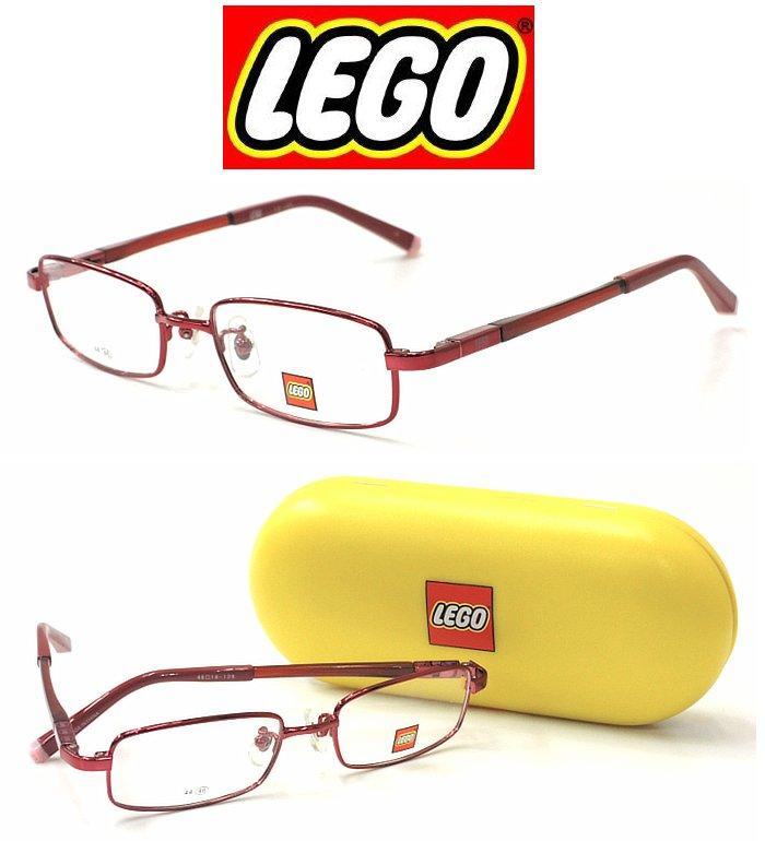 【LEGO】レゴ メガネ LG-105 col.2 度付又は度無レンズセット価格 子供用 ジュニアフレーム かわいいキッズメガネ【正規品】【店内全品送料無料】
