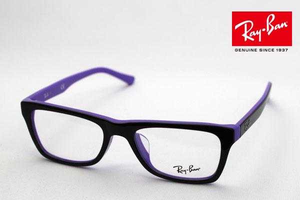 4月5日(金)23時59分終了 ほぼ全品ポイント20倍+5倍+2倍 正規レイバン日本最大級の品揃え レイバン メガネ フレーム Ray-Ban RX5289F 5181 伊達メガネ 度付き ブルーライト カット 眼鏡 RayBan ウェリントン
