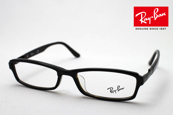 No orders until 23:59 next day delivery RX5297D1017 Ray-Ban ( RayBan ) Ray Ban glasses Asian model skealadies mens glasses fashionable ITA glasses again with lens glma NEW ARRIVAL