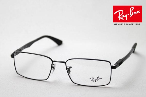 4月5日(金)23時59分終了 ほぼ全品ポイント20倍+5倍+2倍 正規レイバン日本最大級の品揃え レイバン メガネ フレーム Ray-Ban RX6275 2509 伊達メガネ 度付き ブルーライト カット 眼鏡 メタル 黒縁 RayBan スクエア