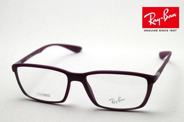 今夜23時59分終了 ほぼ全品がポイント15~20倍 正規レイバン日本最大級の品揃え レイバン メガネ フレーム Ray-Ban RX7018 5253 伊達メガネ 度付き ブルーライト ブルーライトカット 眼鏡 RayBan プレミア廃盤モデル スクエア