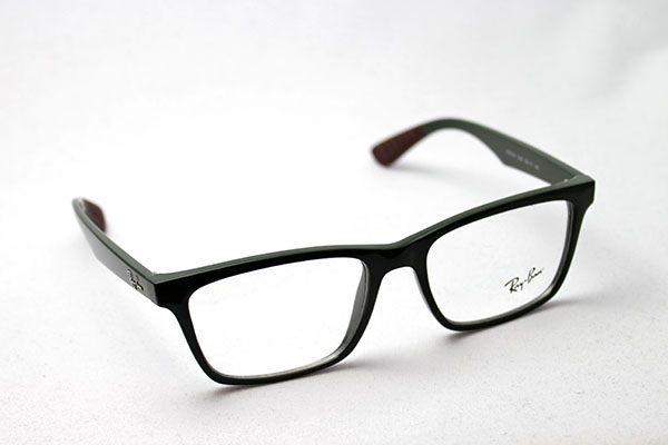 正規レイバン日本最大級の品揃え  レイバン メガネ フレーム Ray-Ban RX7025 5420 伊達メガネ 度付き ブルーライト ブルーライトカット 眼鏡 RayBan プレミア廃盤モデル ウェリントン