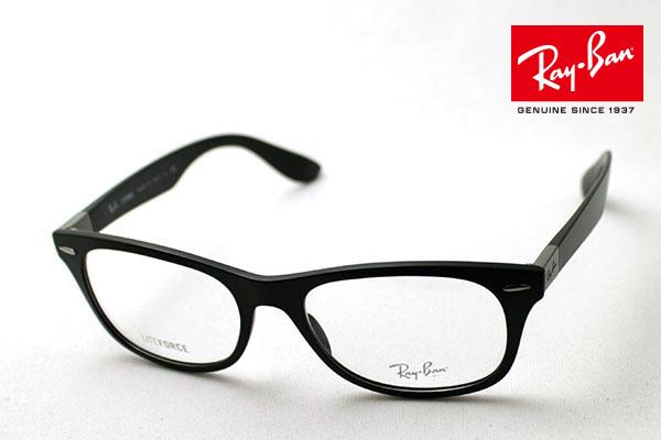今夜23時59分終了 ほぼ全品がポイント15~20倍 正規レイバン日本最大級の品揃え レイバン メガネ フレーム Ray-Ban RX7032 5204 伊達メガネ 度付き ブルーライト ブルーライトカット 眼鏡 黒縁 RayBan プレミア廃盤モデル ウェリントン