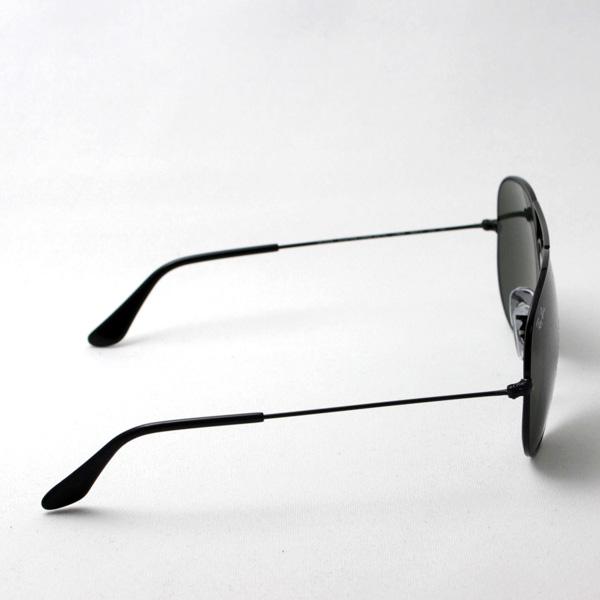 雷斑 RB3025 L2823 雷朋太阳镜飞行员大金属泪滴 glassmania 墨镜