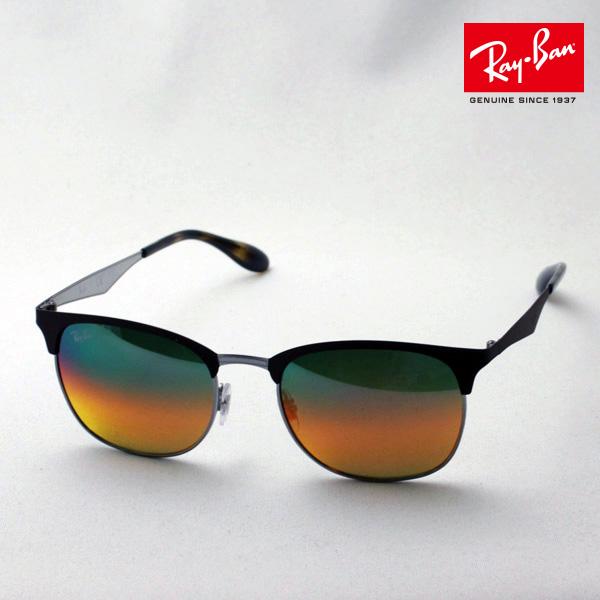 正規レイバン日本最大級の品揃え レイバン サングラス Ray-Ban RB3538 9006A8 レディース メンズ ミラー RayBan ブロー