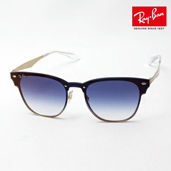 4月7日(日)23時59分終了 ほぼ全品ポイント20倍 正規レイバン日本最大級の品揃え レイバン サングラス ブレイズ クラブマスター Ray-Ban RB3576N 043X0 レディース メンズ ミラー RayBan ブロー