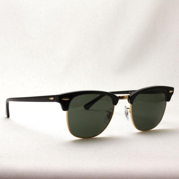 RB3016 W0365 雷斑雷朋太阳镜俱乐部主 glassmania CLUBMASTER 太阳镜