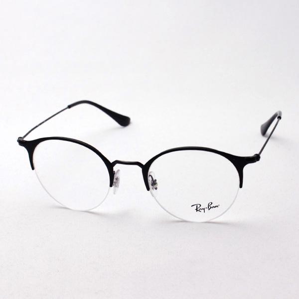 正規レイバン日本最大級の品揃え  レイバン メガネ フレーム Ray-Ban RX3578V 2904 伊達メガネ 度付き ブルーライト ブルーライトカット 眼鏡 メタル RayBan NewModel ラウンド