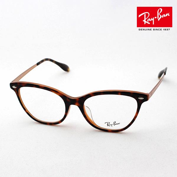 明日の朝9時59分終了 ほぼ全品がポイント15~20倍 正規レイバン日本最大級の品揃え レイバン メガネ フレーム Ray-Ban RX5360F 5713 伊達メガネ 度付き ブルーライト ブルーライトカット 眼鏡 RayBan NewModel フォックス