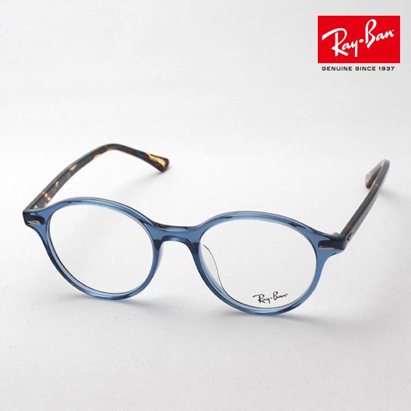 4月5日(金)23時59分終了 ほぼ全品ポイント20倍+5倍+2倍 正規レイバン日本最大級の品揃え レイバン メガネ フレーム Ray-Ban RX7118F 8022 伊達メガネ 度付き ブルーライト カット 眼鏡 丸メガネ RayBan ラウンド