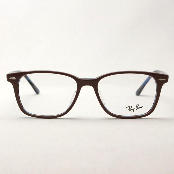 正規レイバン日本最大級の品揃え  レイバン メガネ フレーム Ray-Ban RX7119F 5715 伊達メガネ 度付き ブルーライト ブルーライトカット 眼鏡 RayBan NewModel スクエア