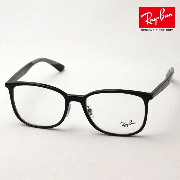 今夜23時59分終了 ほぼ全品がポイント15~20倍 正規レイバン日本最大級の品揃え レイバン メガネ フレーム Ray-Ban ACTIVE RX7142F 2000 伊達メガネ 度付き ブルーライト ブルーライトカット 眼鏡 黒縁 RayBan NewModel スクエア