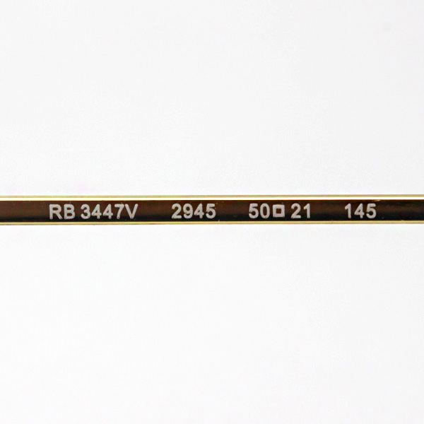 5月15日(水)23時59分終了 ほぼ全品ポイント20倍+2倍+5倍 正規レイバン日本最大級の品揃え  レイバン メガネ フレーム Ray-Ban RX3447V 2945 伊達メガネ 度付き ブルーライト カット 眼鏡 メタル 丸メガネ RayBan ラウンド