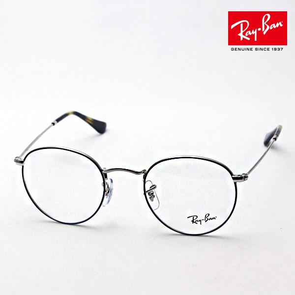 NewModel 1月25日(金)23時59分終了 ほぼ全品ポイント15倍+5倍 正規レイバン日本最大級の品揃え レイバン メガネ フレーム Ray-Ban RX3447V 2970 伊達メガネ 度付き ブルーライト カット 眼鏡 メタル 丸メガネ RayBan ラウンド