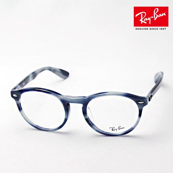 今夜23時59分終了 ほぼ全品がポイント15~20倍 正規レイバン日本最大級の品揃え レイバン メガネ フレーム Ray-Ban RX5283F 5773 伊達メガネ 度付き ブルーライト ブルーライトカット 眼鏡 丸メガネ RayBan NewModel ボストン