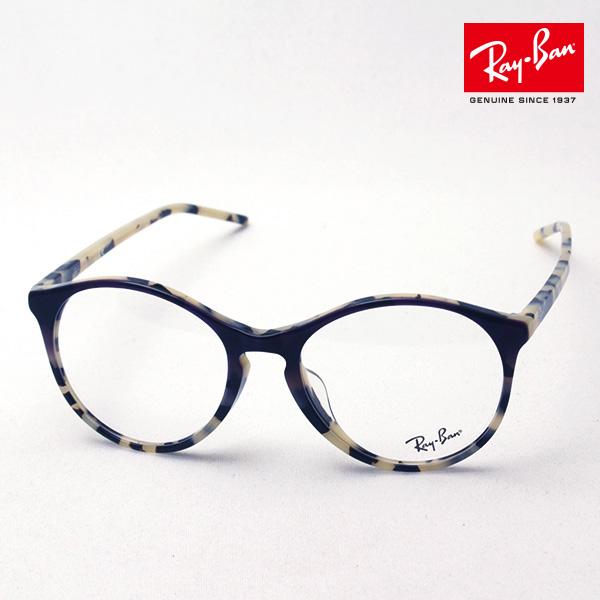 NewModel 4月8日(月)23時59分終了 ほぼ全品ポイント20倍+2倍 正規レイバン日本最大級の品揃え レイバン メガネ フレーム エリカ Ray-Ban RX5371F 5869 伊達メガネ 度付き ブルーライト カット 眼鏡 RayBan ラウンド