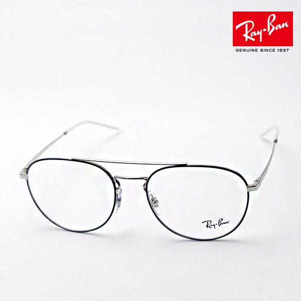 NewModel 1月25日(金)23時59分終了 ほぼ全品ポイント15倍+5倍 正規レイバン日本最大級の品揃え レイバン メガネ フレーム アビエーター Ray-Ban RX6414 2983 伊達メガネ 度付き ブルーライトカット 眼鏡 アビエーター RayBan ティアドロップ