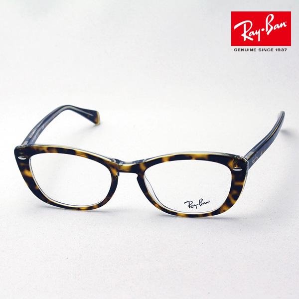 NewModel 4月8日(月)23時59分終了 ほぼ全品ポイント20倍+2倍 正規レイバン日本最大級の品揃え レイバン メガネ フレーム エリカ Ray-Ban RX5366 5082 伊達メガネ 度付き ブルーライト カット 眼鏡 RayBan フォックス