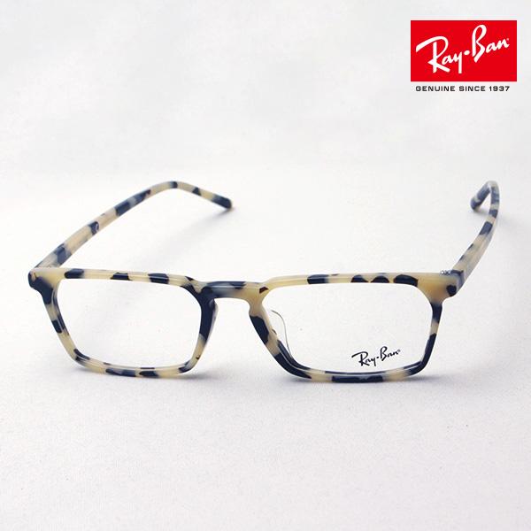 NewModel 正規レイバン日本最大級の品揃え レイバン メガネ フレーム Ray-Ban RX5372F 5878 伊達メガネ 度付き ブルーライト カット 眼鏡 RayBan スクエア