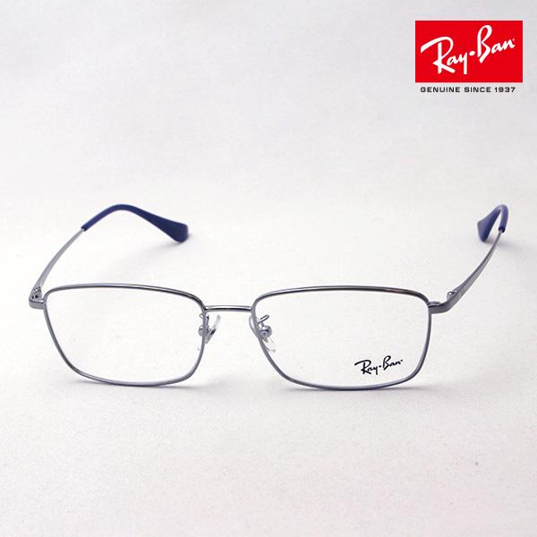 NewModel 正規レイバン日本最大級の品揃え レイバン メガネ フレーム Ray-Ban RX6436D 2502 伊達メガネ 度付き ブルーライト カット 眼鏡 RayBan スクエア