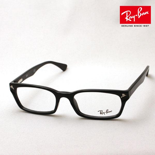 今夜23時59分終了 ほぼ全品がポイント15~20倍 正規レイバン日本最大級の品揃え レイバン メガネ フレーム Ray-Ban RX5017A 2000 伊達メガネ 度付き ブルーライト ブルーライトカット 眼鏡 黒縁 RayBan スクエア